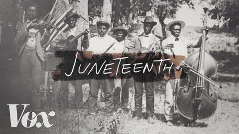 Juneteenth:  Why It Is Important In America
