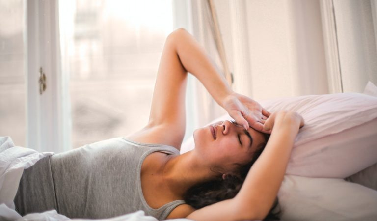 Advice for Anyone Who Struggles With Sleep