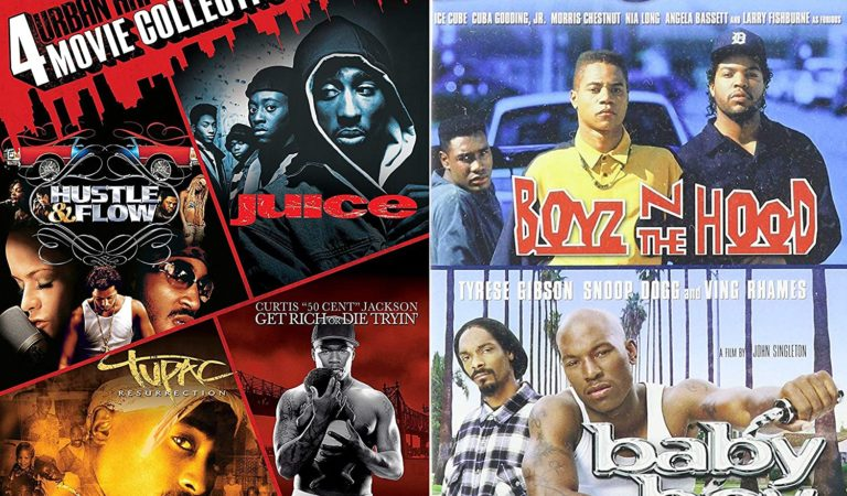 Don't Miss The Highest Rated Hood Movies From The 1990s