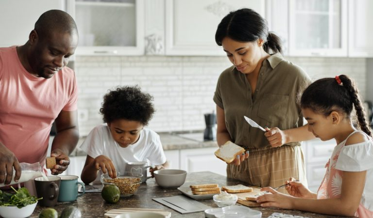 How to Build the Perfect Family Home