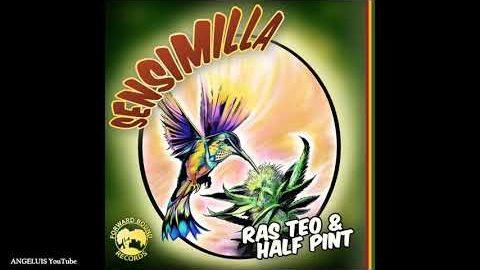 LISTEN: Ras Teo & Half Pint Performing Sensimilla