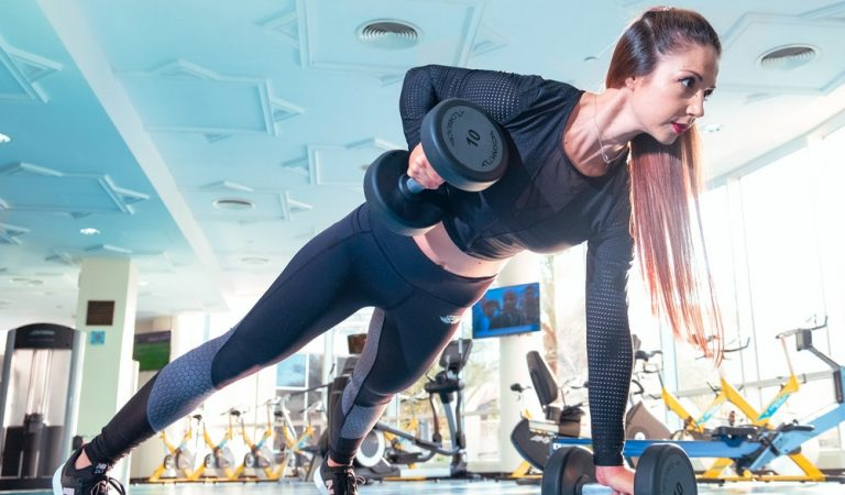 Here's How to Get the Most Out of a Half Hour Gym Session