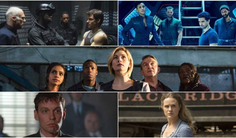Top 5 SciFi TV shows You Should Watch Now
